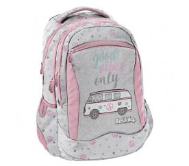 Paso iskolai hátizsák Bus