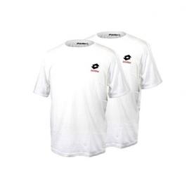 Lotto Rövid ujjú trikó 2-PACK White XL