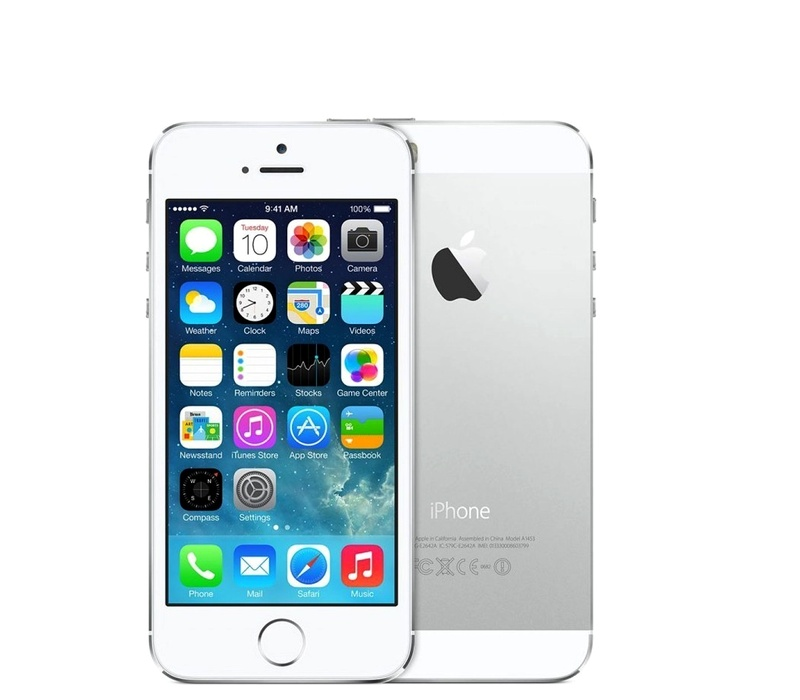 16gb Silvers: Apple IPhone 5S 16GB Silver Kategorie: A