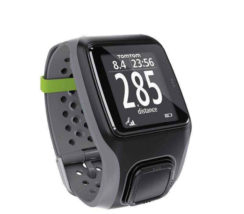 TomTom Multi-Sport GPS 1RS0.001.00 Dark Grey