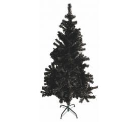 Linder Exclusiv Karácsonyfa fekete színü 120 cm