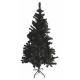 Linder Exclusiv Vánoční stromeček černý 120 cm