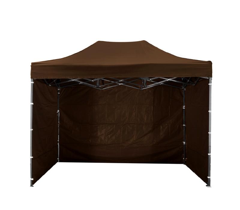 Aga Prodejní stánek 3S PARTY 2x3 m Brown