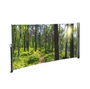 Aga oldalsó napellenző 1,6x3 m Forest R