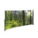 Aga Boční markýza 1,6x3 m Forest R