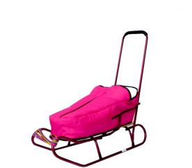 Nestor lábzsák POLAR LUX Pink