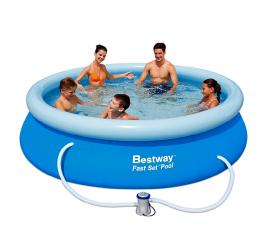Bestway Fast Set 3,05 x 0,76 m 57270 + Kartušová filtrácia