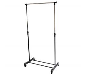HomeLine Pojizdný stojan na šaty 76x41x85-115 cm