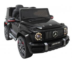R-Sport Elektrické autíčko Mercedes G63 Černé