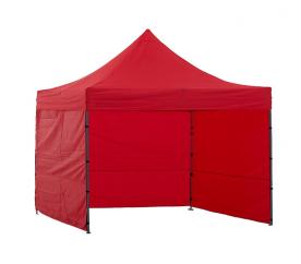 Aga Prodejní stánek 3S POP UP 2x2 m Red