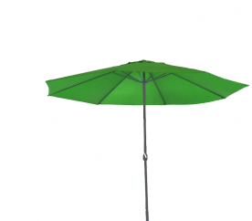 Aga Slnečník CLASSIC 400 cm Apple Green