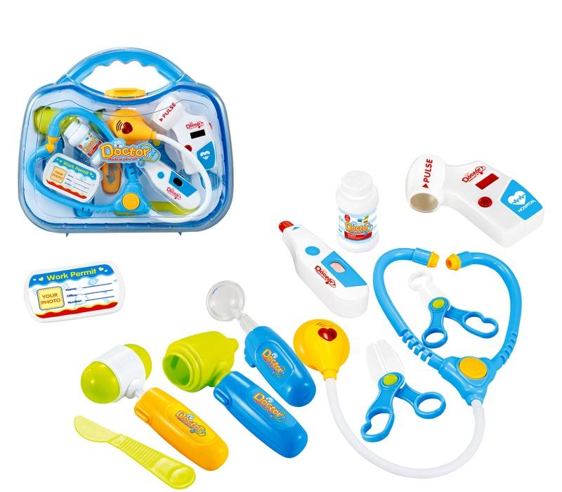 Aga4Kids Doktorský kufrík DOCTOR HM824942