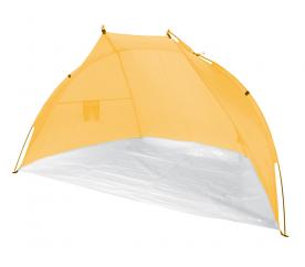 Linder Exclusiv Namiot/muszla plażowa ze stelażem Yellow