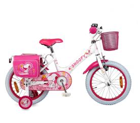 "Injusa SNOOPY 16"" White 2016 gyermekkerékpár"