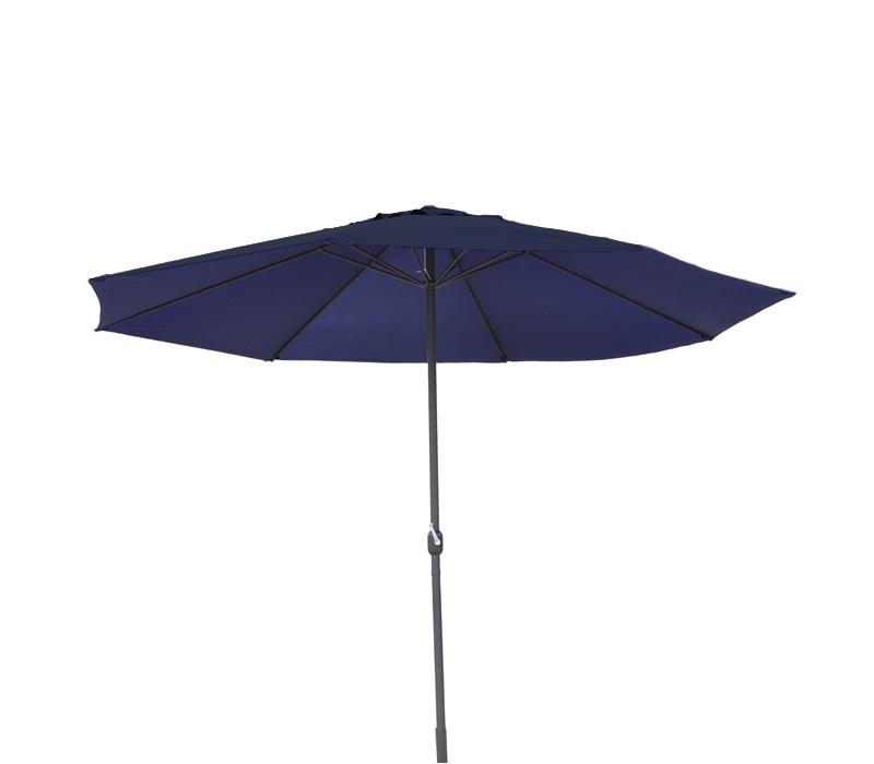 Aga Slnečník CLASSIC 300 cm Dark Blue