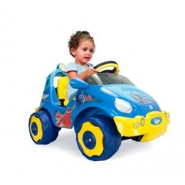Injusa Elektrické autíčko RACING CAR DORY 6V