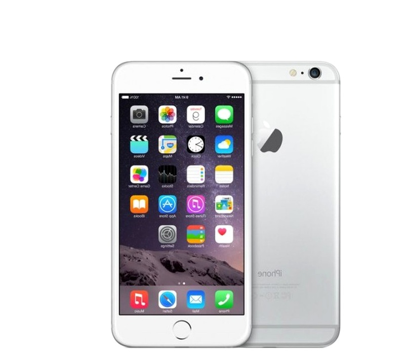 Apple iPhone 6 16GB Silver Kategorie: C