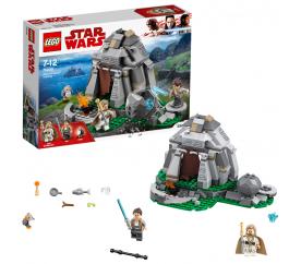 Lego Star Wars Výcvik na ostrově planety Ahch-To