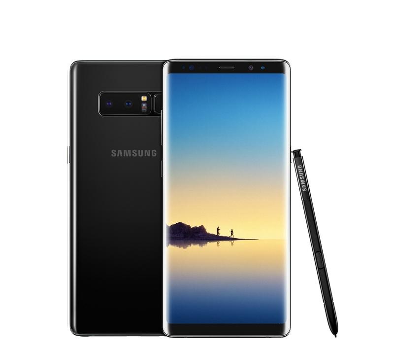 Samsung Galaxy Note 8 N950F 64GB Midnight Black