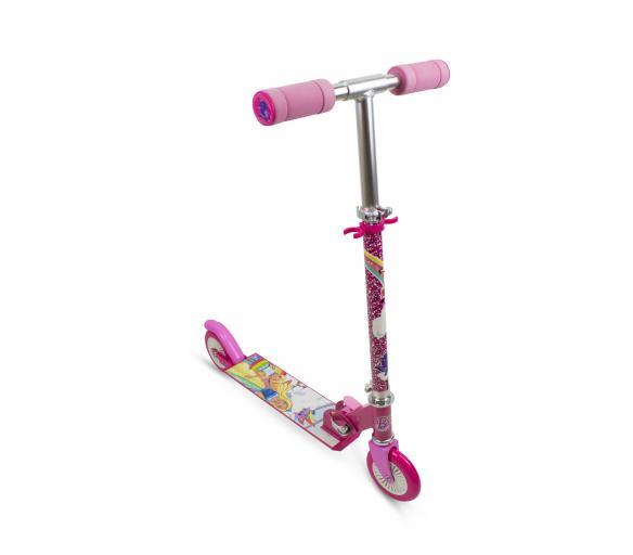Darpeje Barbie Dětská koloběžka OBBD112