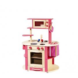 Aga4Kids Dřevěná kuchyňka DELICATES COOKIES