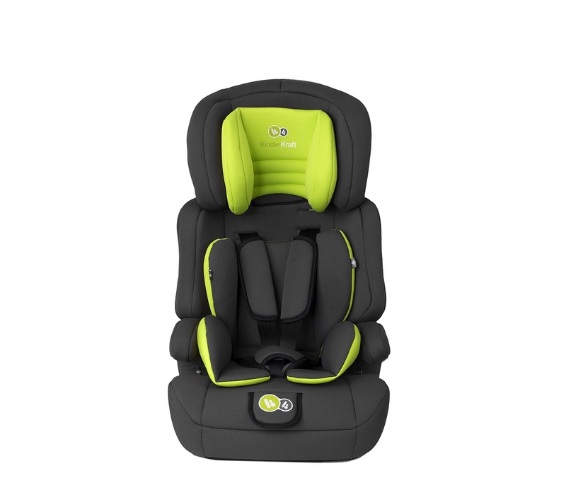 KinderKraft autosedačka COMFORT UP 2016 Lime