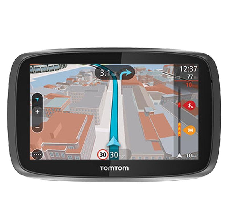 TomTom GPS navigácia GO 5000
