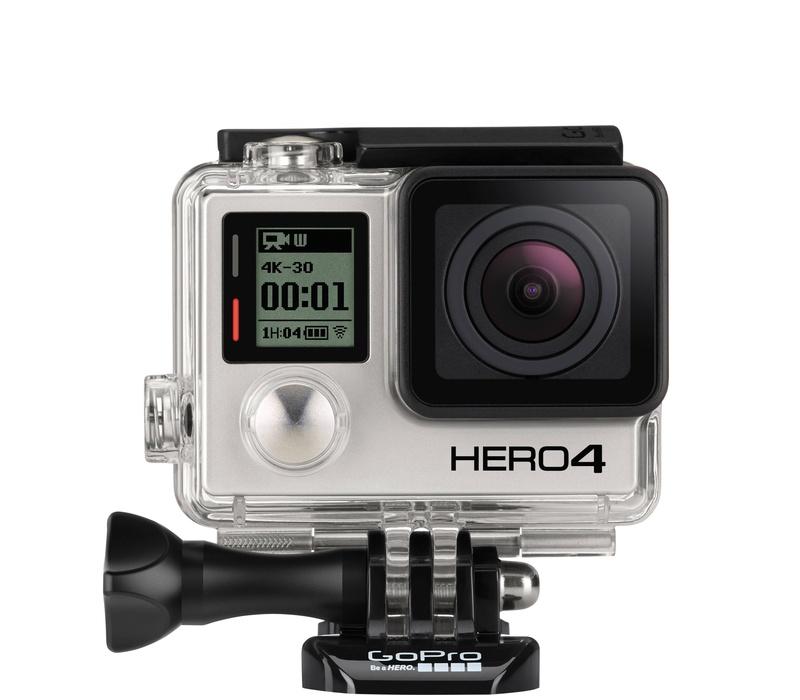 GoPro Digitální kamera HERO4 Black