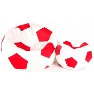 Aga ülőhely BALL Szín: fehér - piros