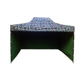 Aga Predajný stánok 3S POP UP 3x4,5 m Army