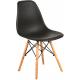 Aga Jedálenská stolička Black