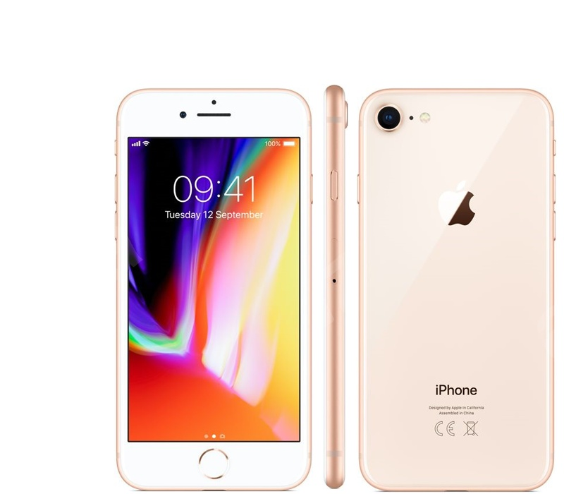 Apple iPhone 8 64GB Gold Kategorie: A