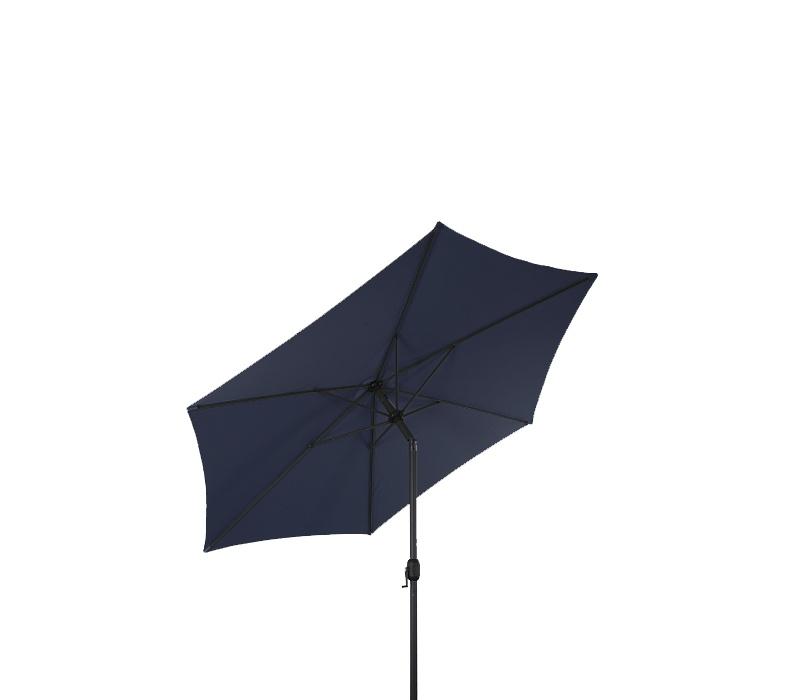 Linder Exclusiv Slunečník KNICK MC2100BL 300 cm Blue