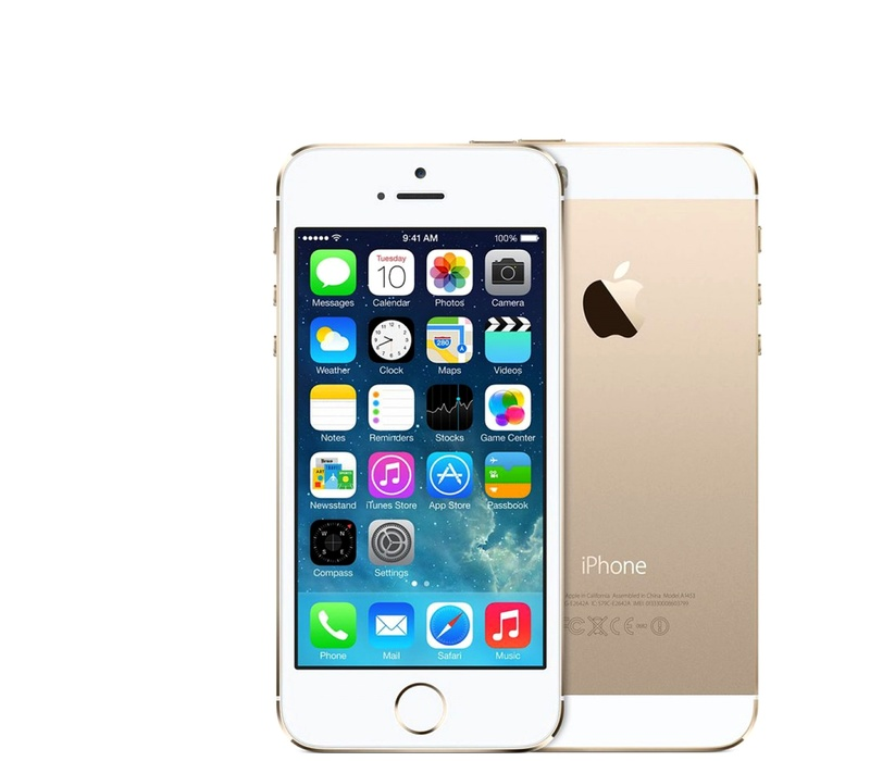Apple iPhone 5S 64GB Gold Kategórie: B