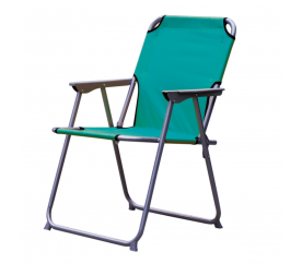 Linder Exclusiv Krzesło ogrodowe turystyczne OXFORD PO2600P Petrol