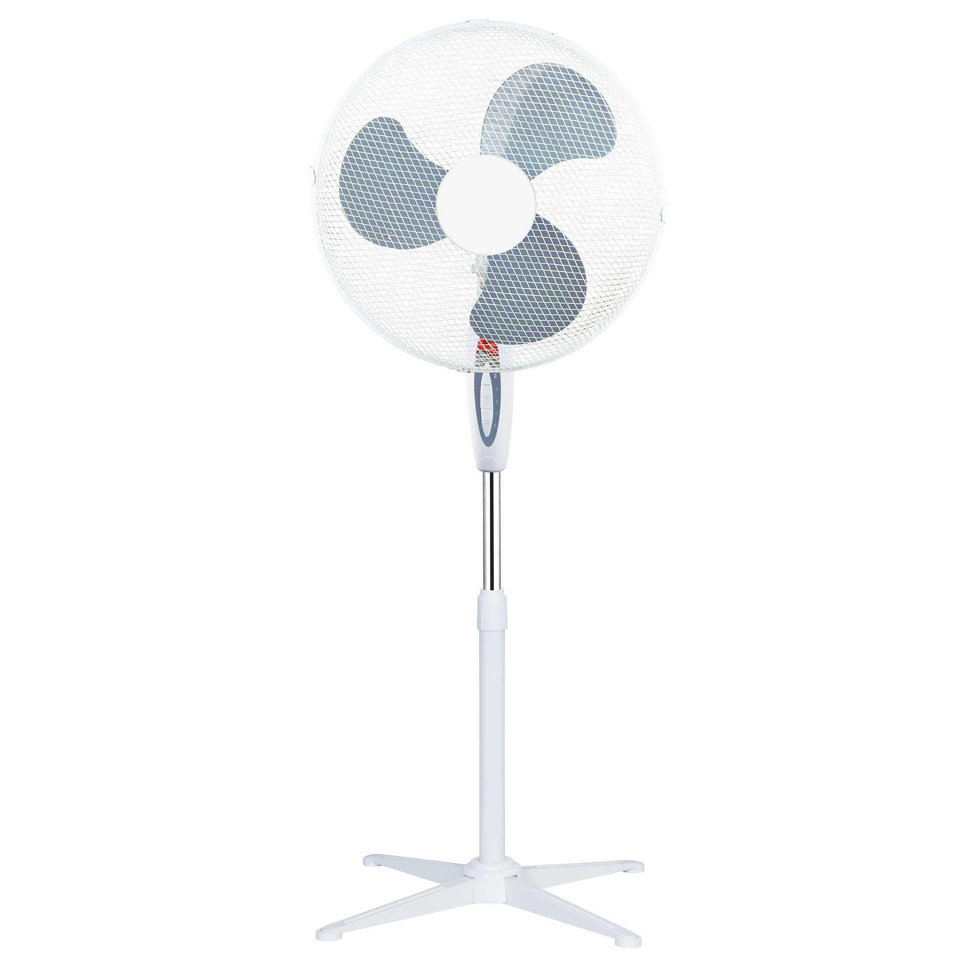 LEX Domácí ventilátor STANDVENTILATOR White