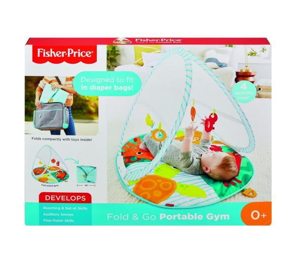 Fischer Price hrací dečka do tašky