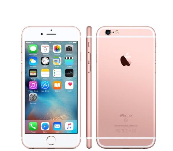 Apple iPhone 6S 64GB Rose Kategorie: B