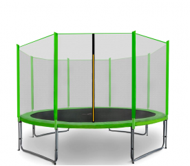 Aga SPORT PRO 366 cm trambulin Light Green