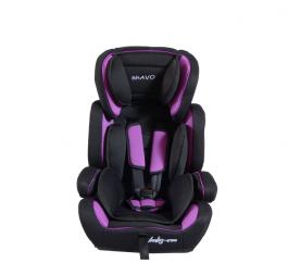 Baby Coo autosedačka BRAVO Black Violet