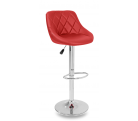 Aga Barová židle Red