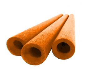 Aga Pěnová ochrana na trampolínové tyče 80 cm Orange