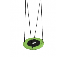 Aga Závěsný houpací kruh 60 cm Zelený